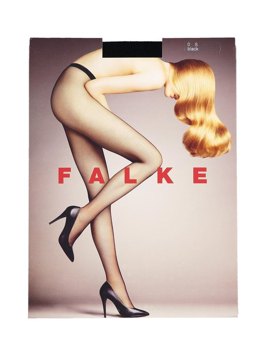 Falke - Verkkosukkahousut - BLACK (MUSTA) | Stockmann - photo 1