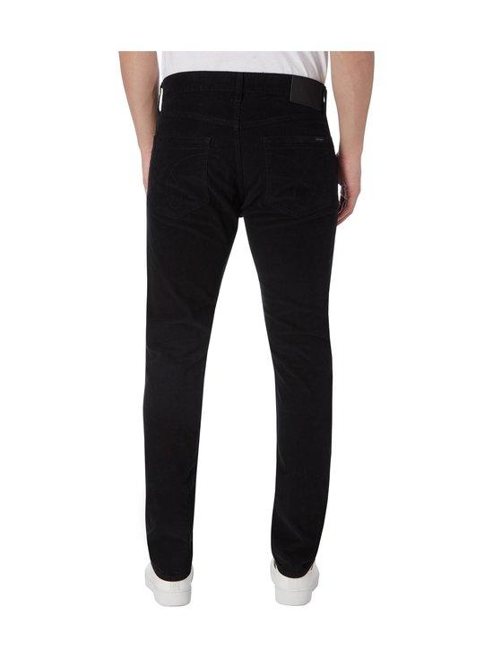 Calvin Klein Jeans - Corduroy 5 Pocket Pant -vakosamettihousut - BEH BLACK | Stockmann - photo 2