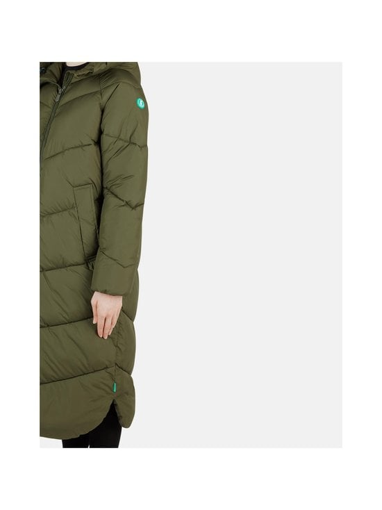 Save The Duck - Recycled Puffer Coat -toppatakki - 841 OLIVE | Stockmann - photo 4