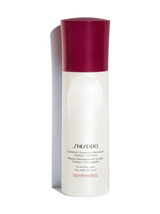 Shiseido - Complete Cleansing Microfoam -puhdistusvaahto 180 ml - NOCOL | Stockmann - photo 1