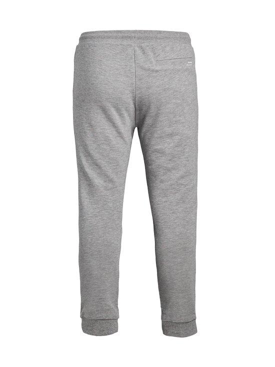 JACK & JONES junior - JJIGORDON JJSHARK Sweat Pants AT Noos JR -collegehousut - LIGHT GREY MELANGE | Stockmann - photo 4