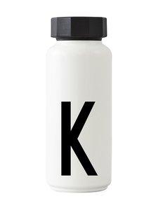 Design Letters - Termospullo, K 500 ml - VALKOINEN   Stockmann