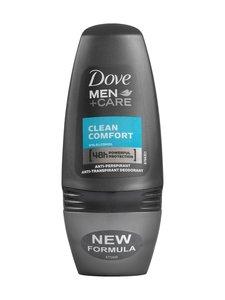 Dove - Men Clean Comfort Deo Roll-On -deodorantti 50 ml | Stockmann