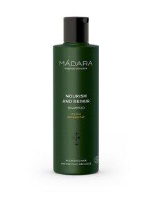 Madara - Nourish and Repair -shampoo kuiville hiuksille 250 ml - null | Stockmann