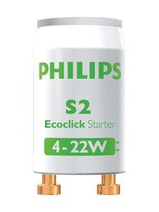 Philips - Ecoclick Starter S2 4-22W SER -sytytin - WHITE | Stockmann