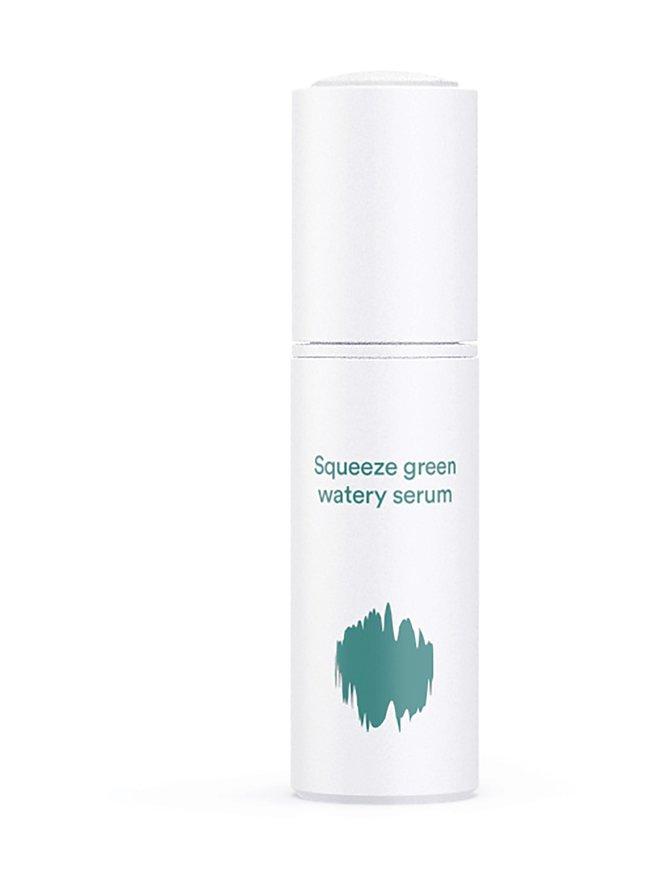 Squeeze Green Watery Serum -seerumi 40 ml