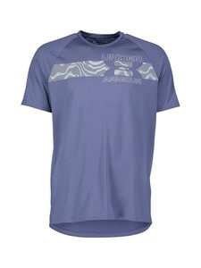 Under Armour - Tech™ 2.0 Graphic Short Sleeve -treenipaita - 497 BLUE INK | Stockmann