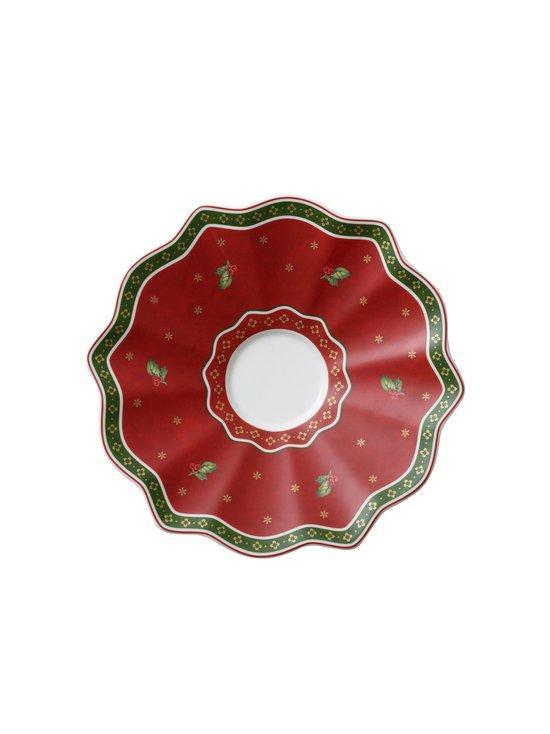 Villeroy & Boch - Toy's Delight -asetti 16,5 cm - PUNAINEN | Stockmann - photo 1