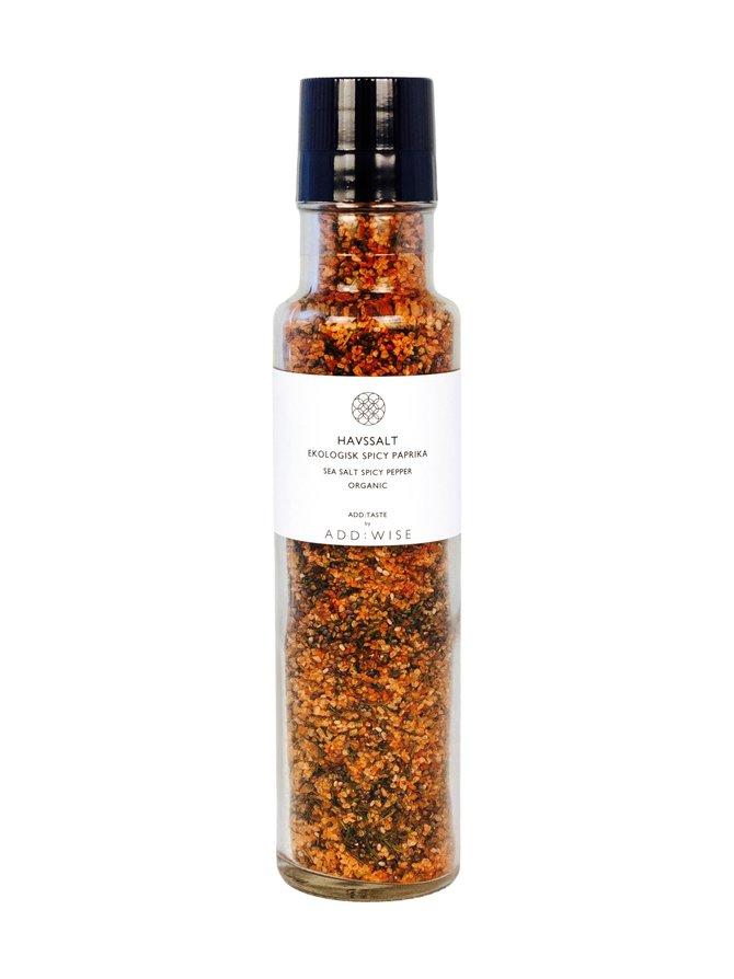 Kryddkvarn Havssalt Spicy Paprika -mausteseos 260 g