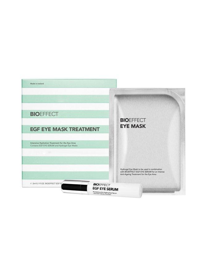 EGF EYE Mask Treatment -hoitonaamio, 3 ml + 8 paria