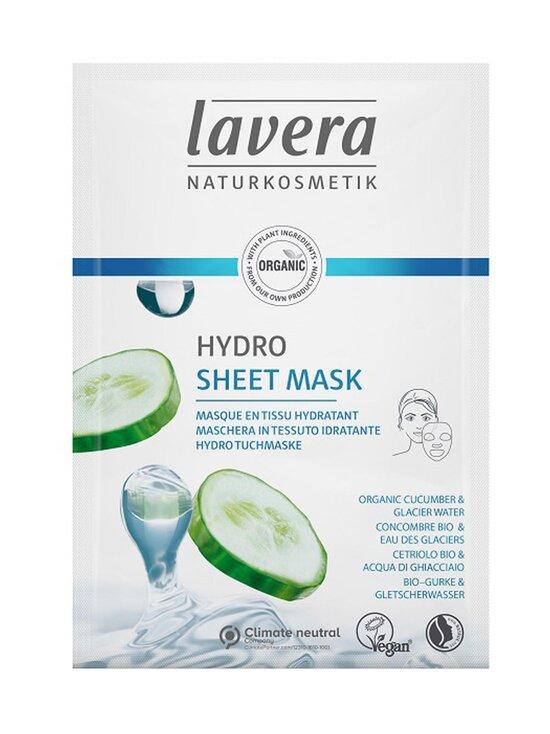 Lavera - Hydro Sheet Mask -kosteuttava kangasnaamio - NOCOL | Stockmann - photo 1