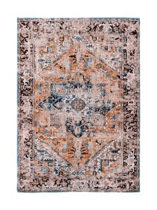 Louis de Poortere - Antique Heriz -matto - ORANGE/BLUE | Stockmann