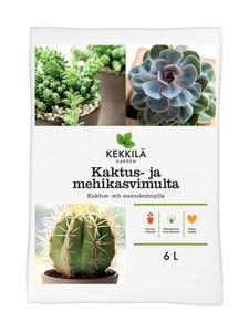Kekkilä - Kaktus- ja mehikasvimulta 6 l - null   Stockmann
