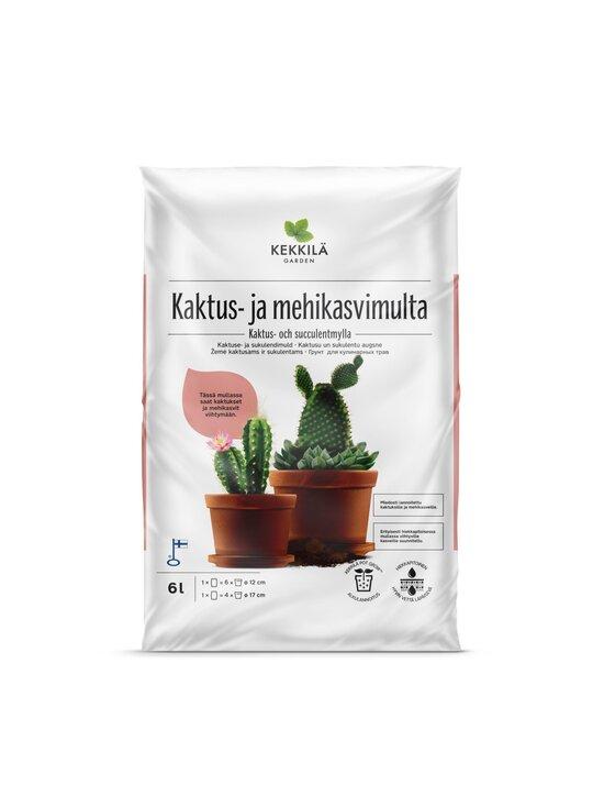 Kekkilä - Kaktus- ja mehikasvimulta 6 l | Stockmann - photo 1