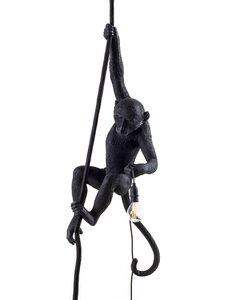 Seletti - Monkey Lamp Ceiling -kattovalaisin - MUSTA | Stockmann