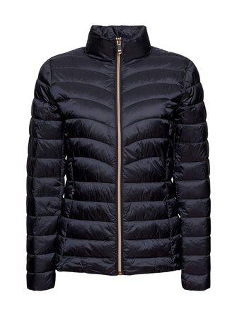 Light quilted jacket - Esprit