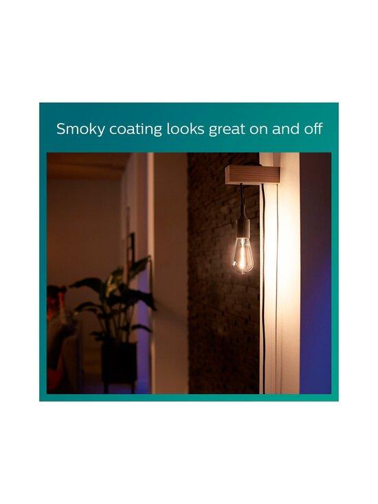 Philips - LED Smoky 2,3W ST64 E27 -lamppu - GREY | Stockmann - photo 5
