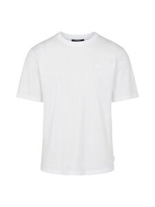 J.Lindeberg - Dale Logo Patch T-shirt -paita - 0000 WHITE | Stockmann