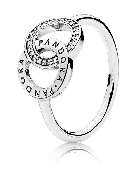 Pandora - Logo Silver -sormus - SILVER | Stockmann - photo 1