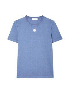 Tory Burch - logo T-paita - DAWN BLUE   Stockmann