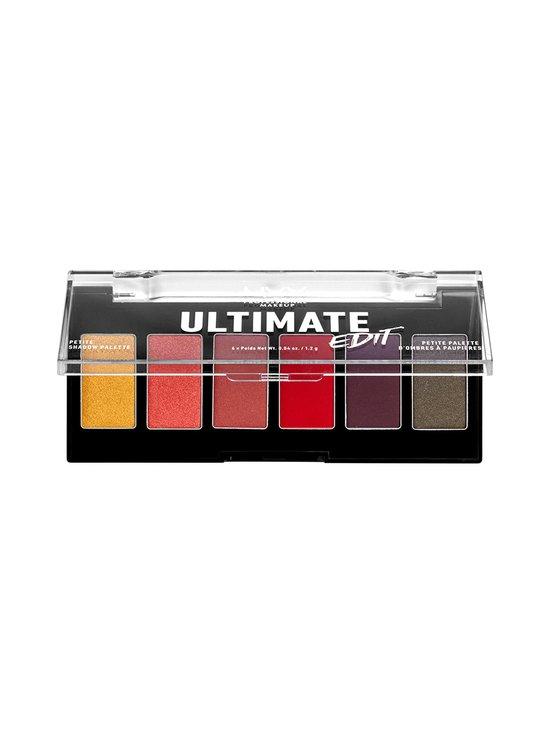 NYX Professional Makeup - Ultimate Edit Petite Shadow Palette -luomiväripaletti 7,2 g - 03 PHOENIX | Stockmann - photo 1