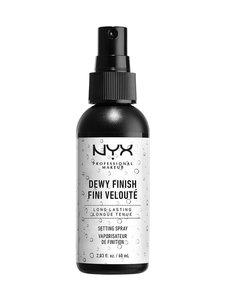 NYX Professional Makeup - Setting Spray Dewy Finish/Long Lasting -meikinkiinnityssuihke 60 ml | Stockmann