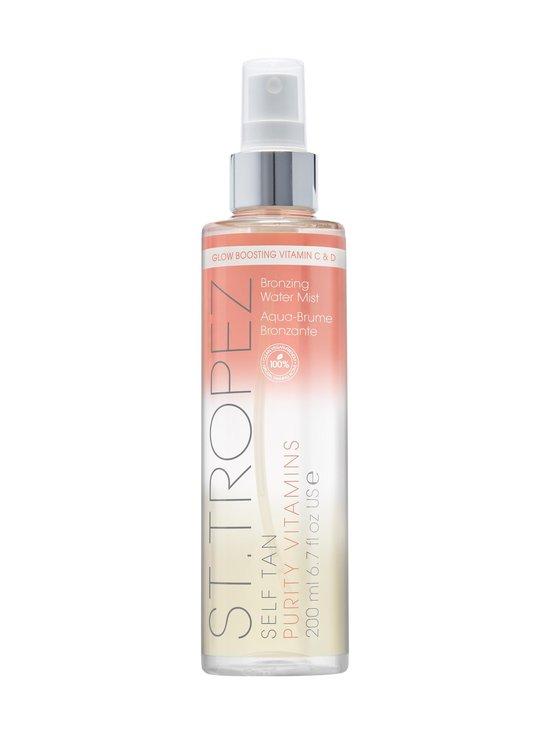 St Tropez - Self Tan Purity Vitamins Bronzing Water Mist -itseruskettava suihke 200 ml - NOCOL | Stockmann - photo 1