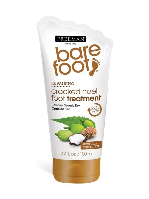 Cracked Heel Treatment Neem Oil & Shea Butter -vartalovoi 125 ml