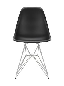 Vitra - Eames DSR -tuoli - 01 CHR/DEEP BLACK 12 | Stockmann
