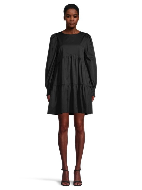 NA-KD - Babydoll-mekko - BLACK | Stockmann - photo 2
