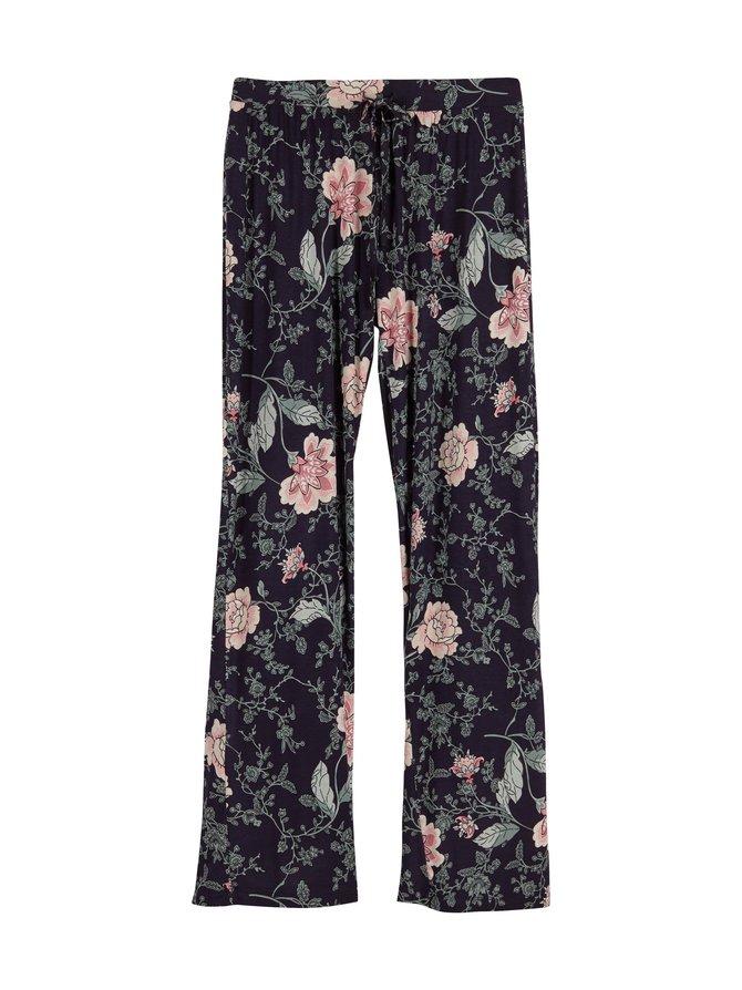 Sari-pyjamahousut