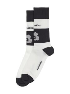 Marimekko - Kohina Unikko -urheilusukat - 191 WHITE, BLACK | Stockmann