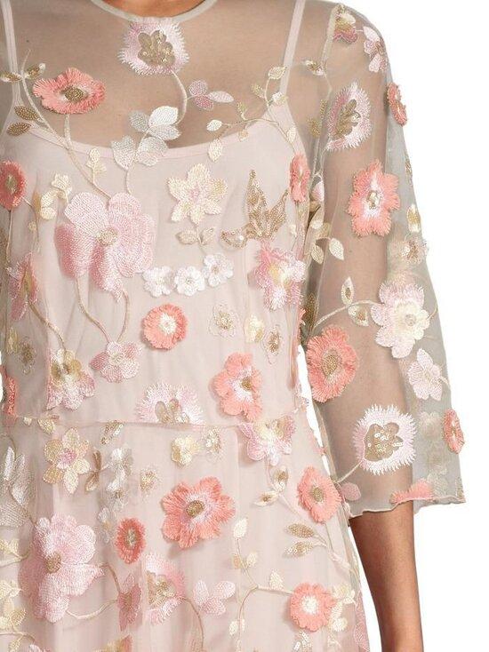 Andiata - Avenir Floral Dress -mekko - 018 PINK CBO | Stockmann - photo 4