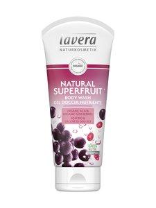 Lavera - Natural Superfruit Body Wash -suihkugeeli 200 ml | Stockmann