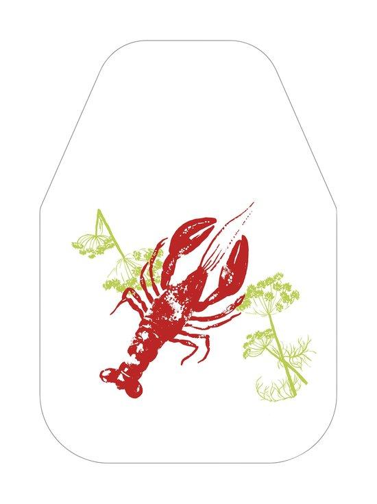 Duni - Crayfish Party -rapukauluri 12 kpl - RED-WHITE-GREEN | Stockmann - photo 1