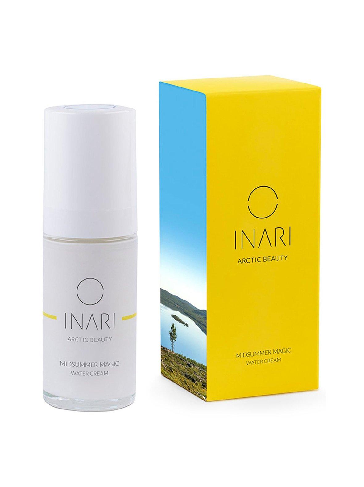 Midsummer Magic Water Cream -päivävoide 30 ml, Inari