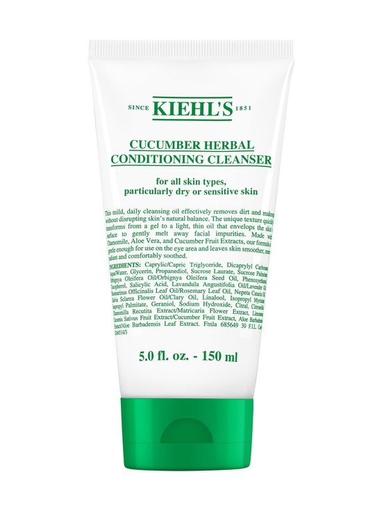 Kiehl's - Cucumber Herbal Conditioning Cleanser -geeliemulsio 150 ml - null | Stockmann - photo 1