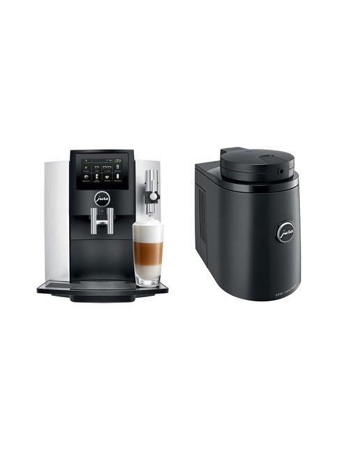 S8-kahvikeskus + Cool Control -maitojäähdytin