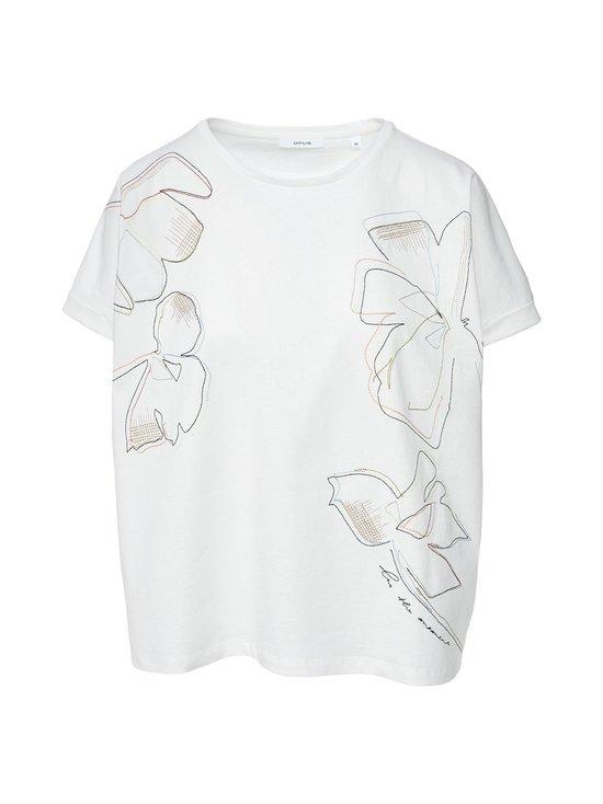 Opus - Shirt Sunda -paita - 1004 MILK   Stockmann - photo 1