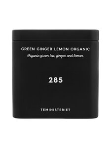 Teministeriet - 285 Green Ginger Lemon Organic -irtotee 100 g - BLACK | Stockmann