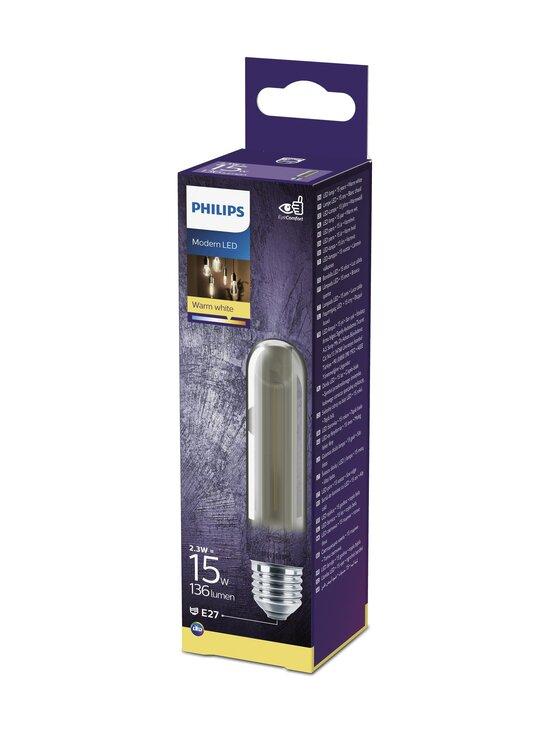 Philips - LED Smoky 2,3W T32 E27 -lamppu - GREY | Stockmann - photo 3