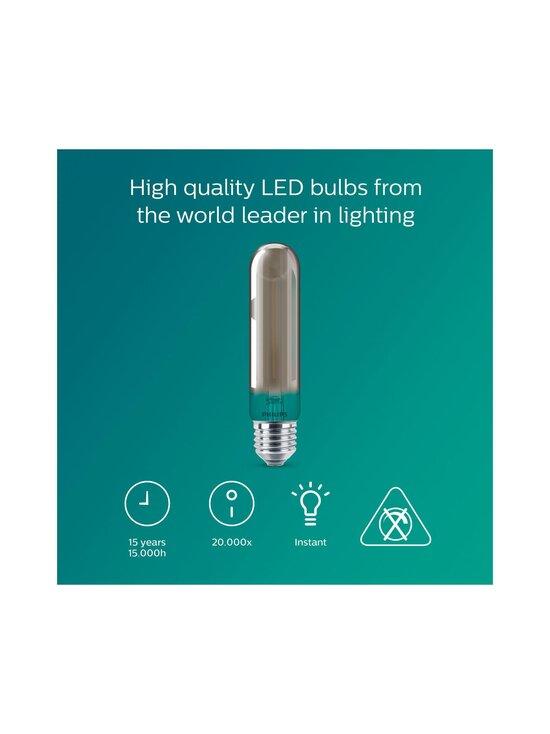 Philips - LED Smoky 2,3W T32 E27 -lamppu - GREY | Stockmann - photo 5