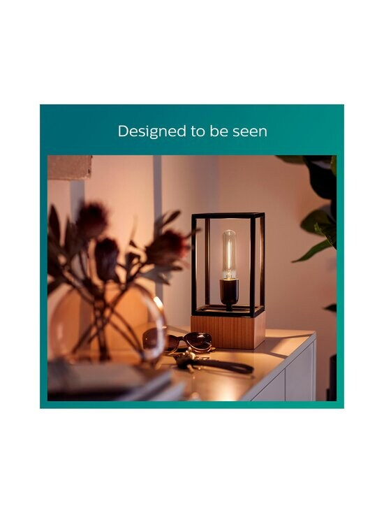 Philips - LED Smoky 2,3W T32 E27 -lamppu - GREY | Stockmann - photo 6
