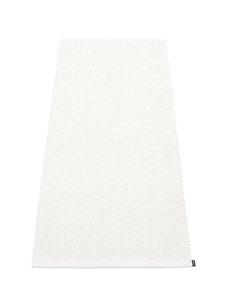 Pappelina - Svea-muovimatto 60 x 150 cm - WHITE METALLIC (VALKOINEN)   Stockmann