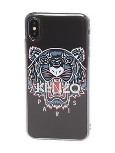 Kenzo - iPhone XS Max Tiger -suojakuori - 99 BLACK | Stockmann