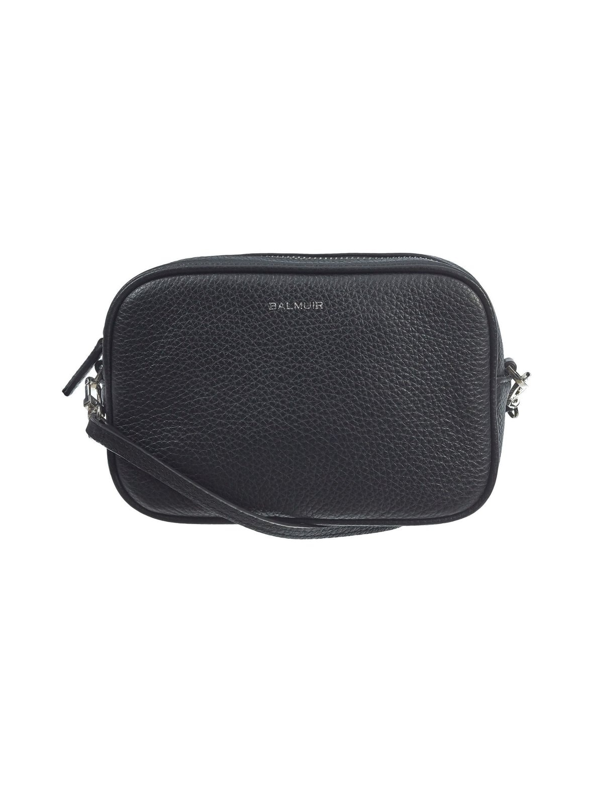 310S blacksilver Balmuir Elise Camera Bag nahkalaukku