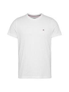 Tommy Jeans - Tjm Original Jersey Tee -paita - 100 CLASSIC WHITE | Stockmann
