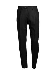Oscar Jacobson - Delon Trousers -housut - 310 BLACK | Stockmann