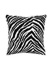 Artek - Zebra-tyynynpäällinen 40 x 40 cm - BLACK | Stockmann