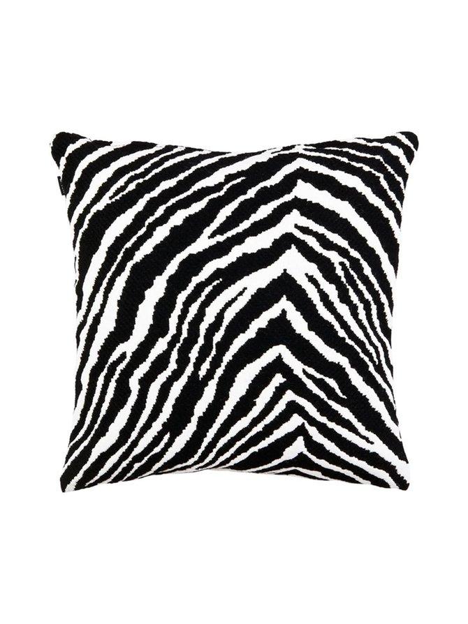 Zebra-tyynynpäällinen 40 x 40 cm